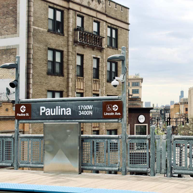 Chicago Transit Assets