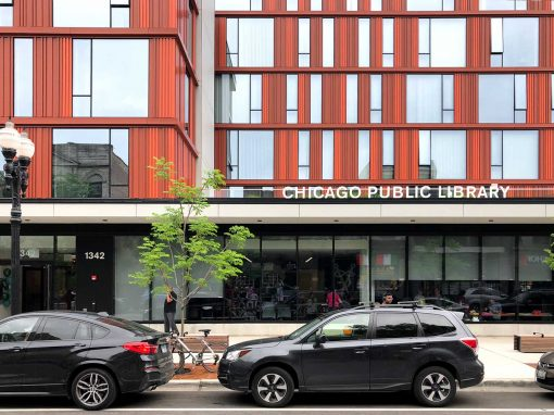 Little Italy Branch Library + Apartments