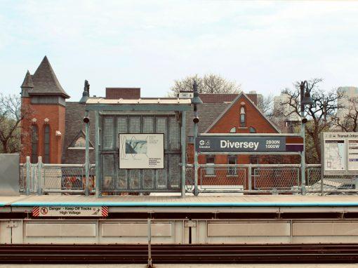 Diversey Brown Line Station