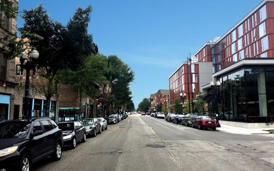 Spurring Development through Equitable Policy Implementation Part 2: Why Isn't Every Chicago Street a Pedestrian Street?